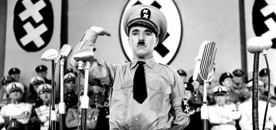 بهترین فیلم های جنگ جهانی-دیکتاتور بزرگ