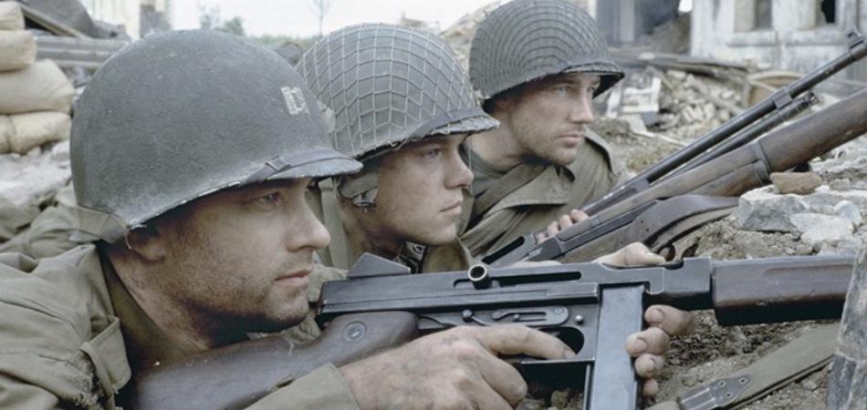 بهترین فیلم های جنگ جهانی-نجات سرباز رایان