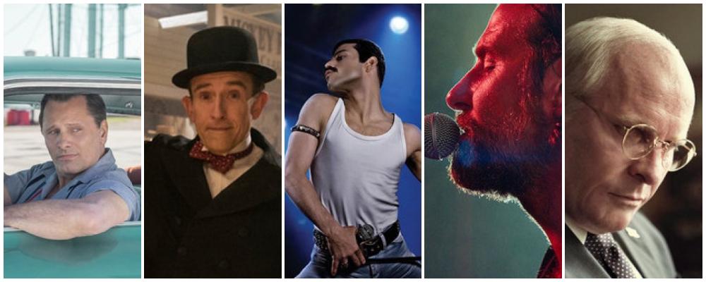 بهترین بازیگران مرد بفتا 2019
