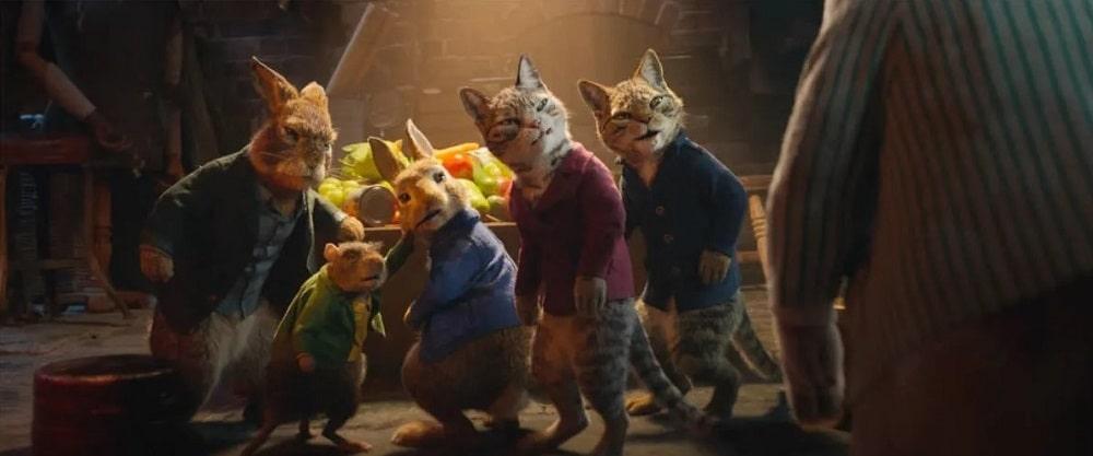 بهترین انیمیشنهای 2021-پیتر خرگوشه2:فراری-1