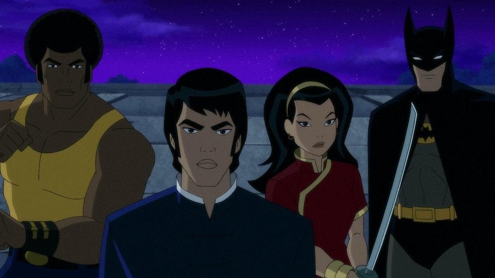 بهترین انیمیشنهای 2021-بتمن:روح اژدها-1
