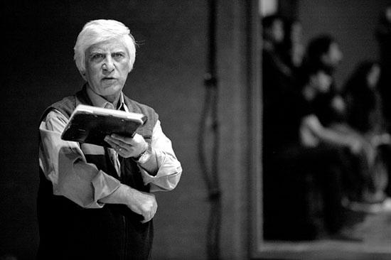 ده نویسنده برتر سینمای ایران-بهرام بیضایی