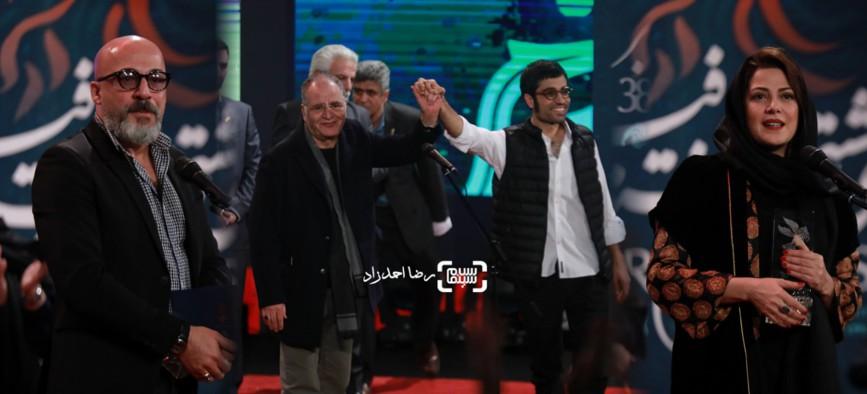 گزارش تصویری اختتامیه جشنواره فیلم فجر 38 – بخش اول