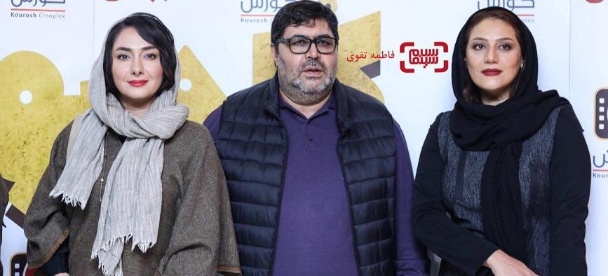 افتتاحیه فیلم «کلمبوس»/ گزارش تصویری