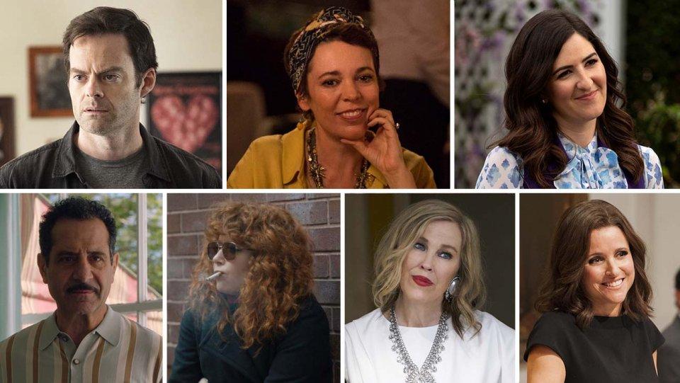 نامزدهای بهترین سریال کمدی در امی 2019