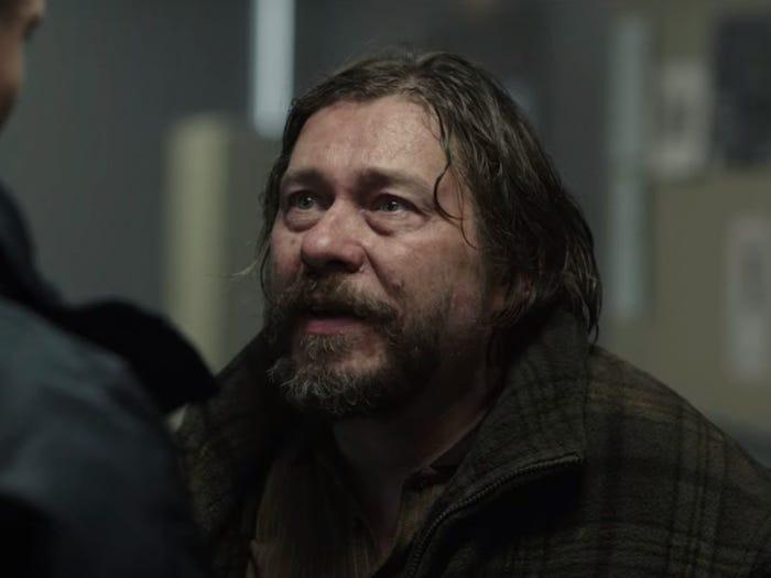 شخصیت سریال دارک (Dark) - یورگن اوبندورف