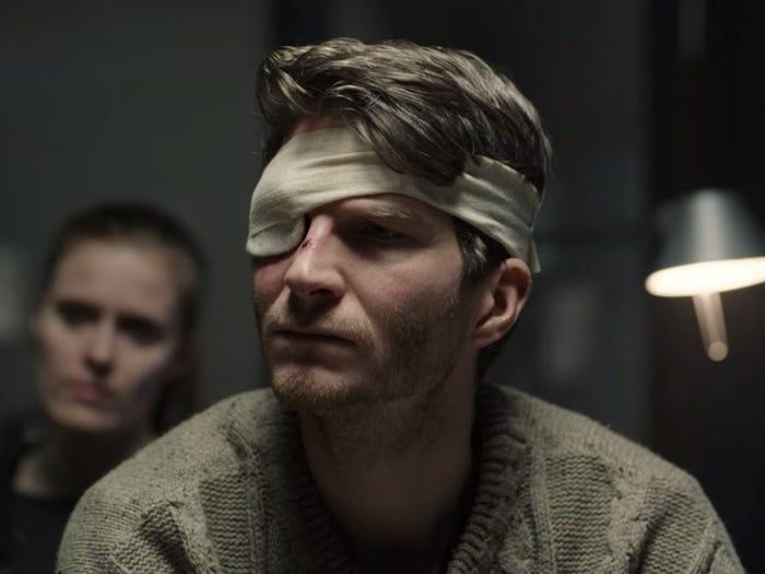 شخصیت سریال دارک (Dark) - توربن فولر