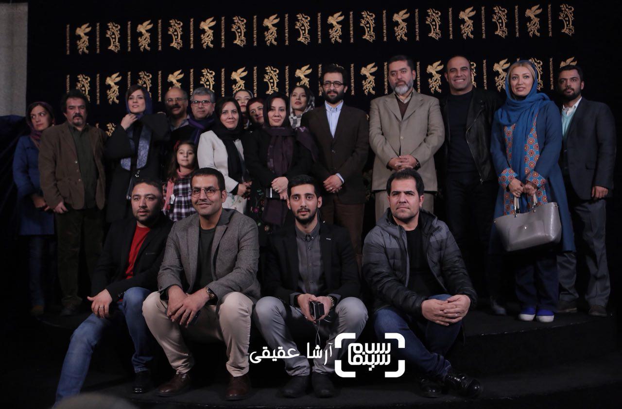 فیلم «دارکوب» در کاخ رسانه جشنواره فیلم فجر36
