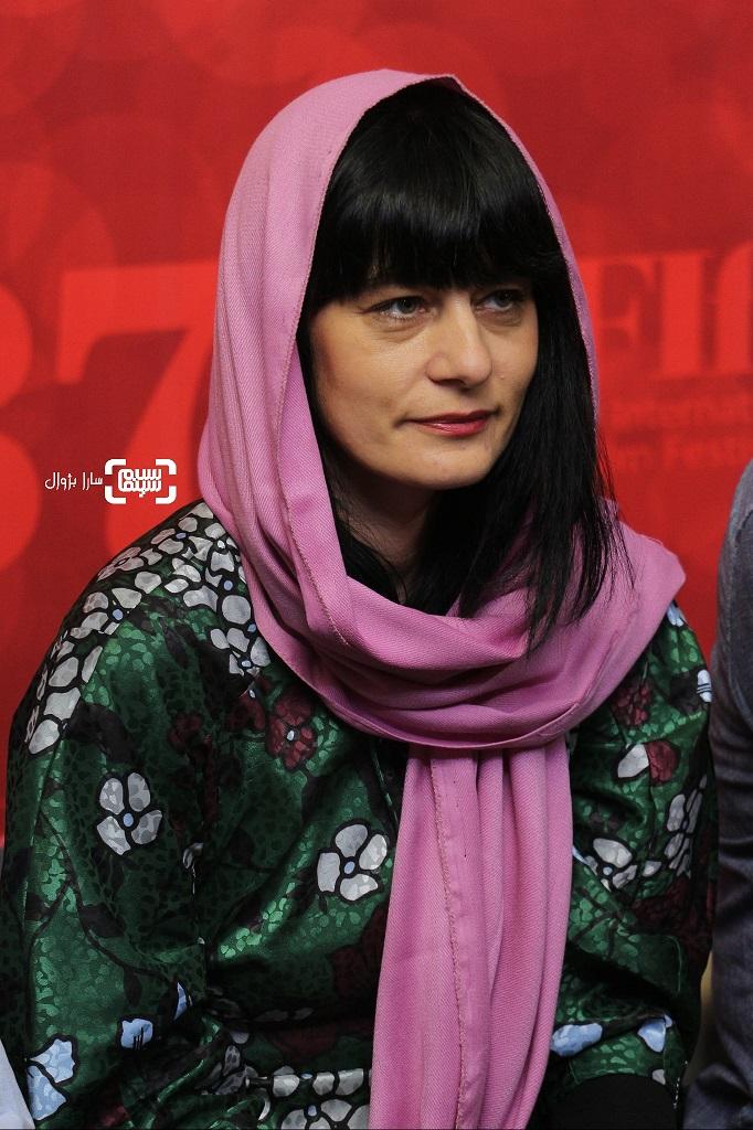 داوران بخش سینمای سعادت (مسابقه بینالملل) سی و هفتمین جشنواره جهانی فجر