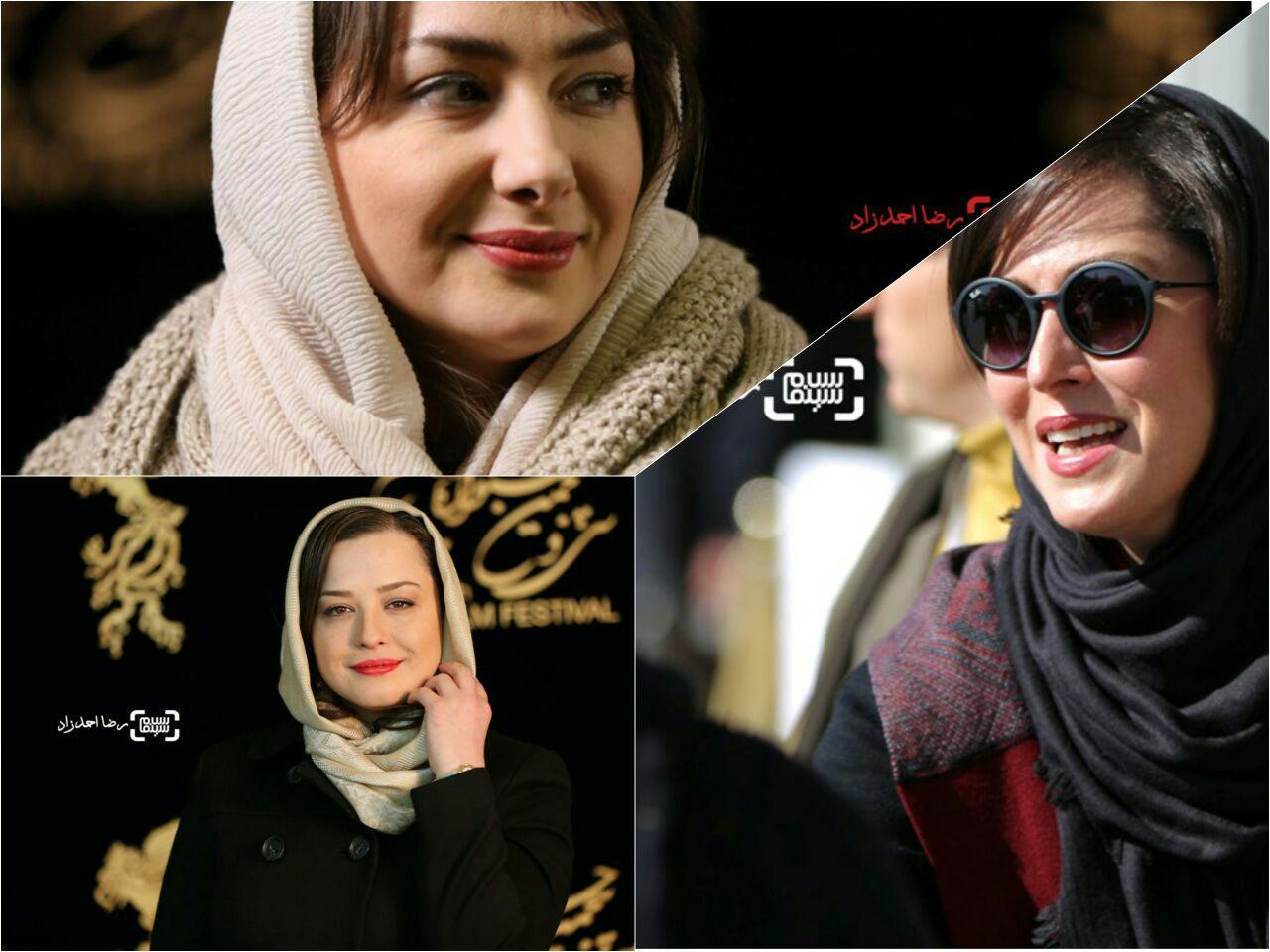 گزارش تصویری حواشی روز ششم جشنواره فیلم فجر 35