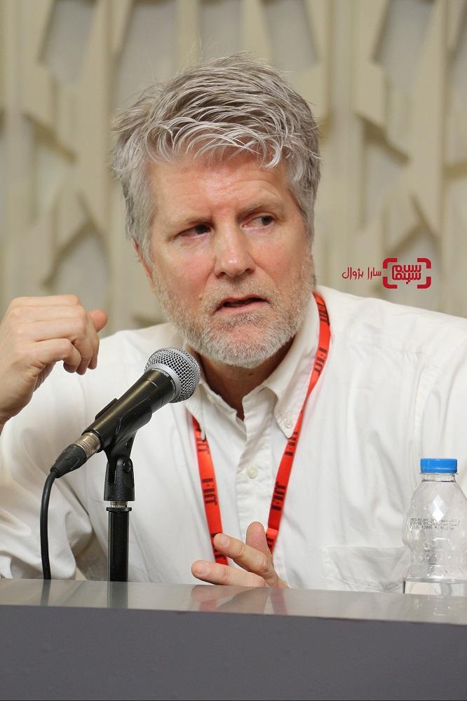 عکس نشست خبری داوران سی و هفتمین جشنواره جهانی فیلم فجر