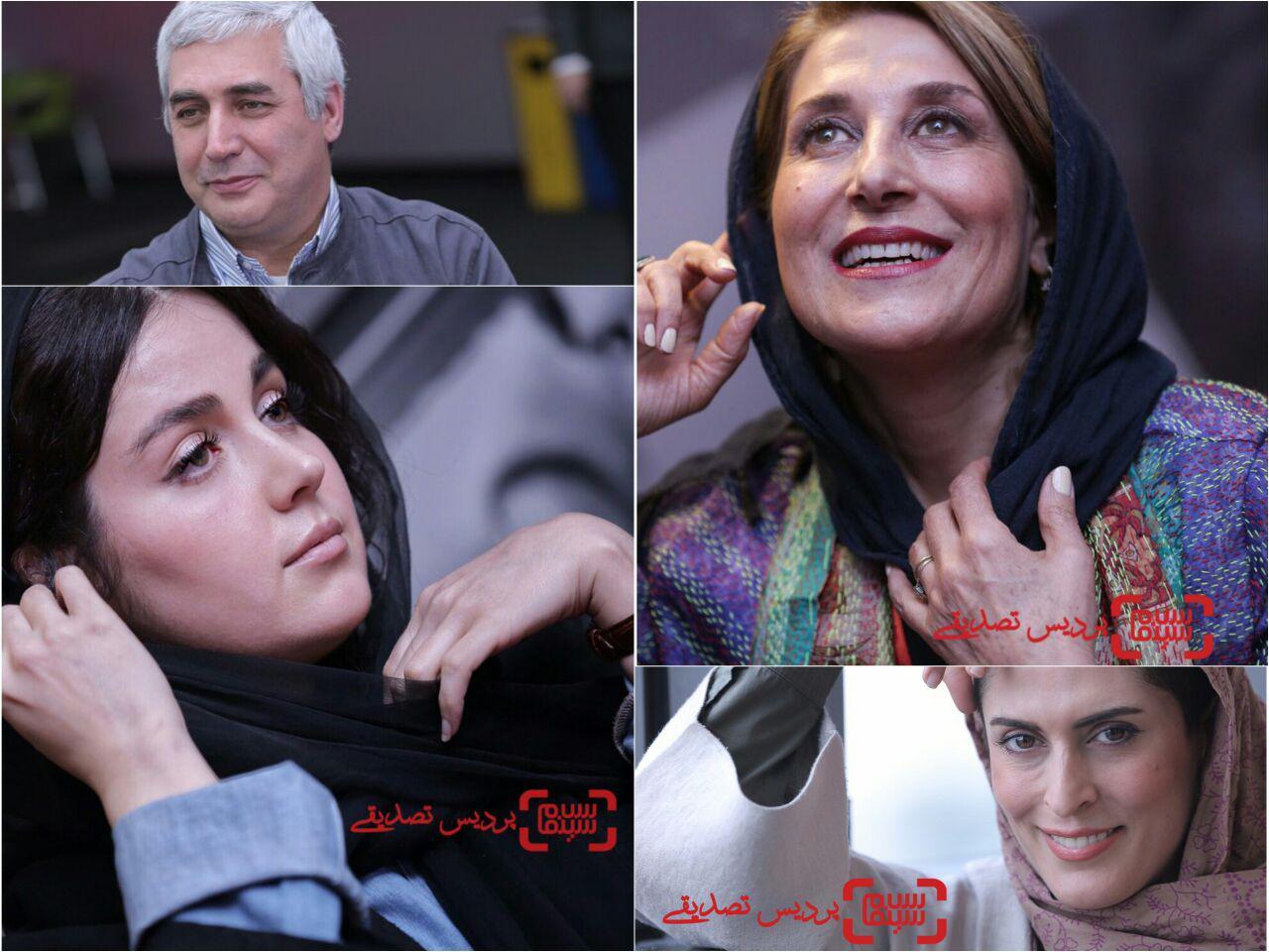گزارش تصویری از روز چهارم سی و ششمین جشنواره جهانی فیلم فجر