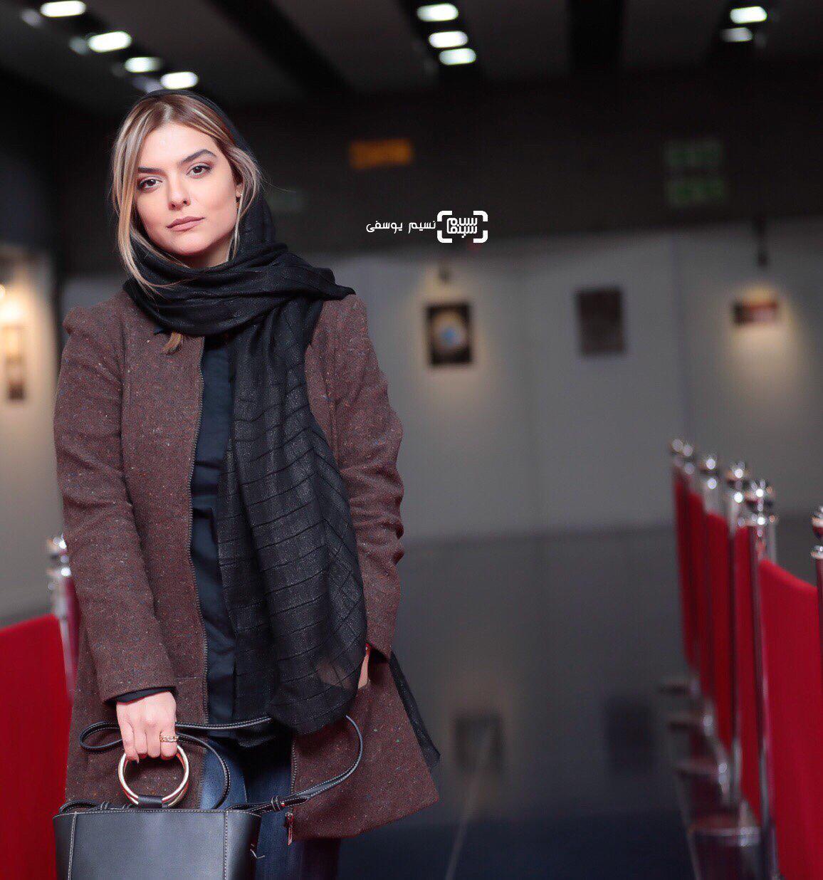 دنیا مدنی اکران خصوصی فیلم آستیگمات