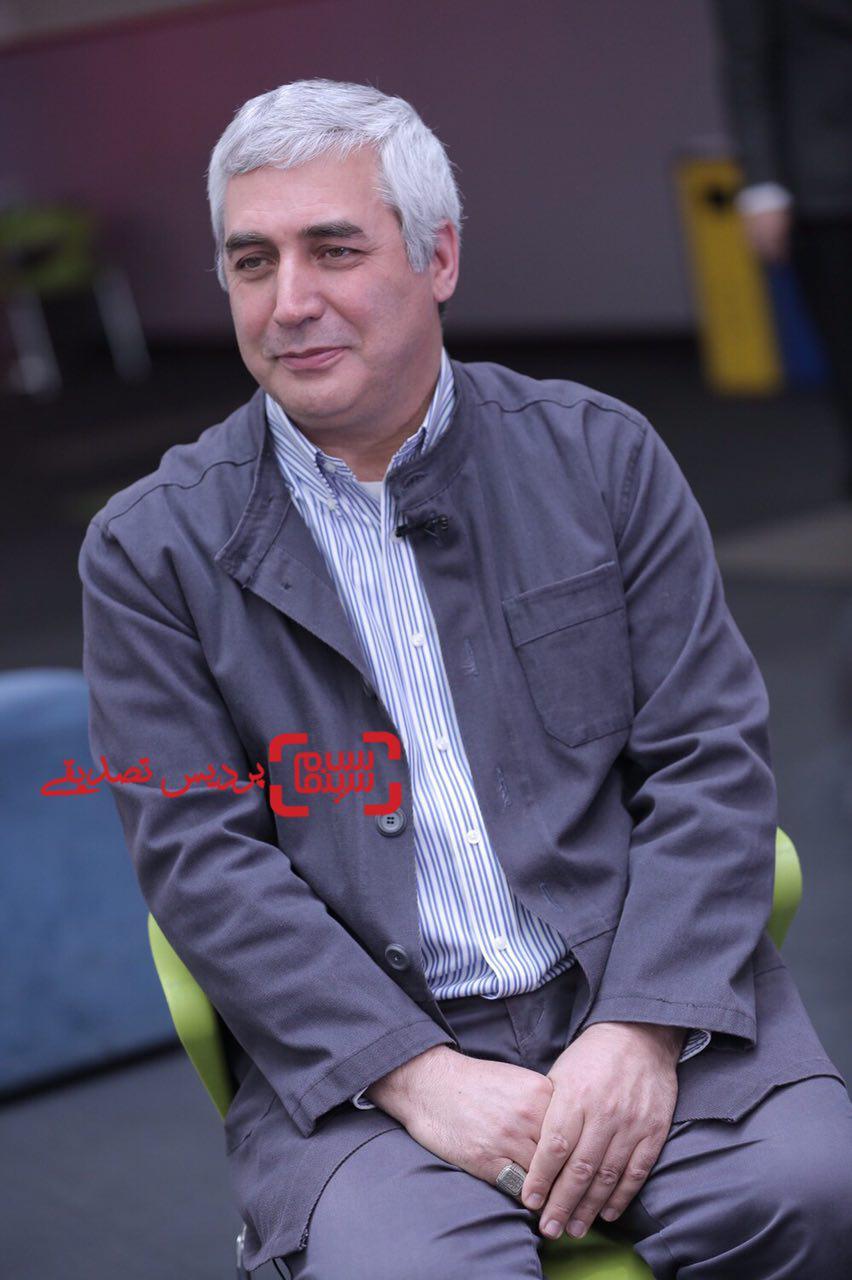 ابراهیم خاتمی کیا در سی و ششمین جشنواره جهانی فیلم فجر
