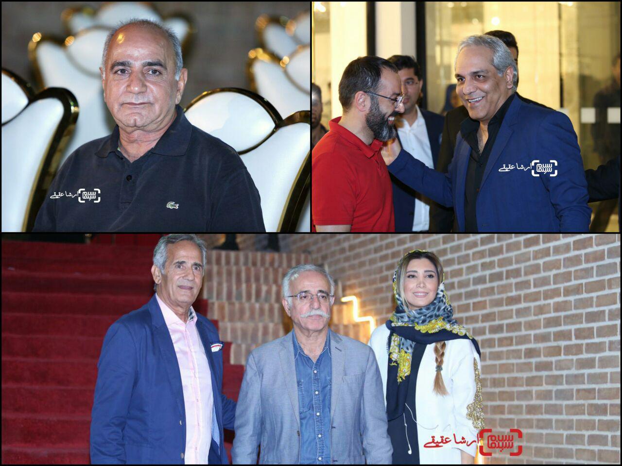 افتتاحیه آمفی کافه با مدیریت مجید مظفری/ گزارش تصویری