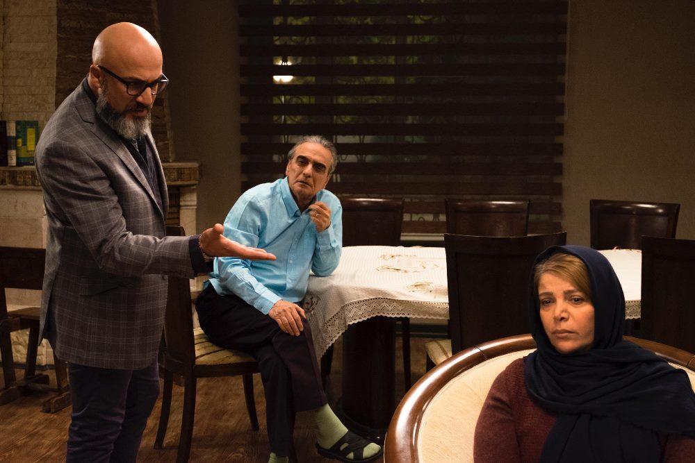 آغاز اکران «لینا» با بازی امیر آقایی و همایون ارشادی در افغانستان