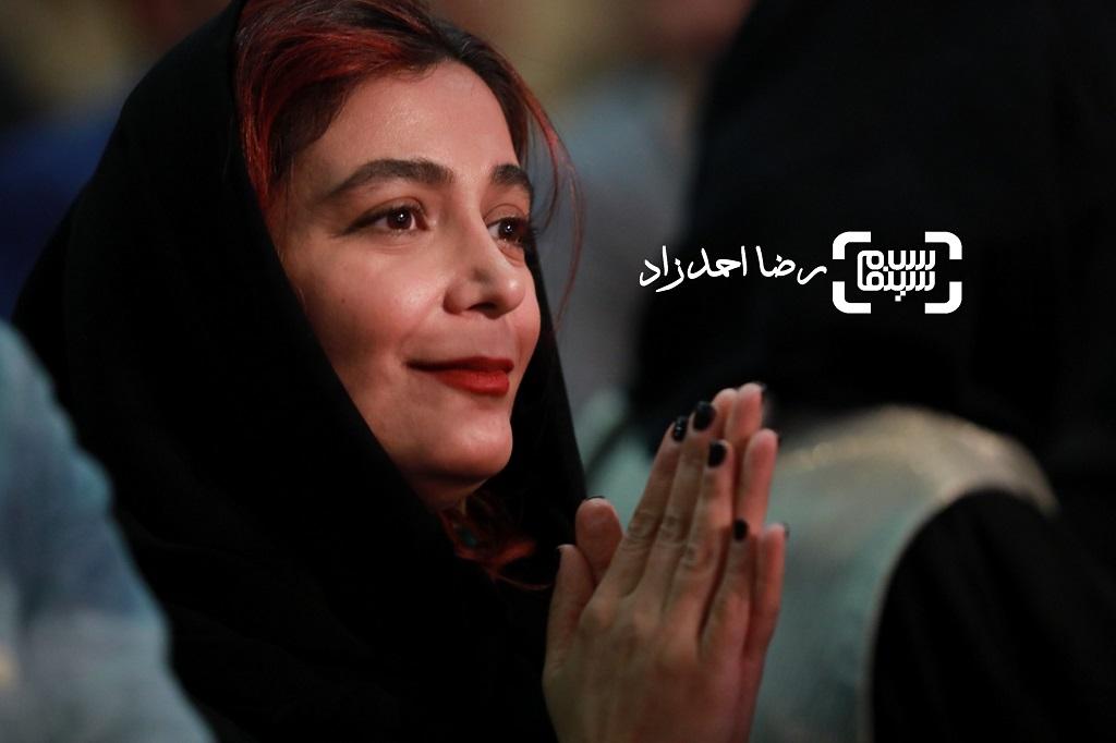 الهام کردا/ بیست و یکمین جشن خانه سینما/ گزارش تصویری 1