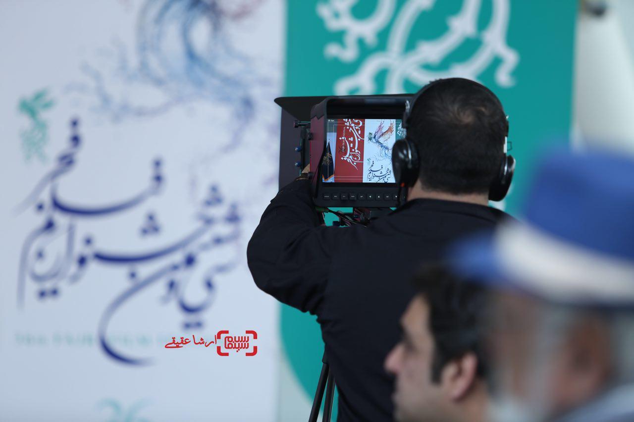 اولین قرعه کشی برنامه زمانی سینمای رسانه جشنواره فجر