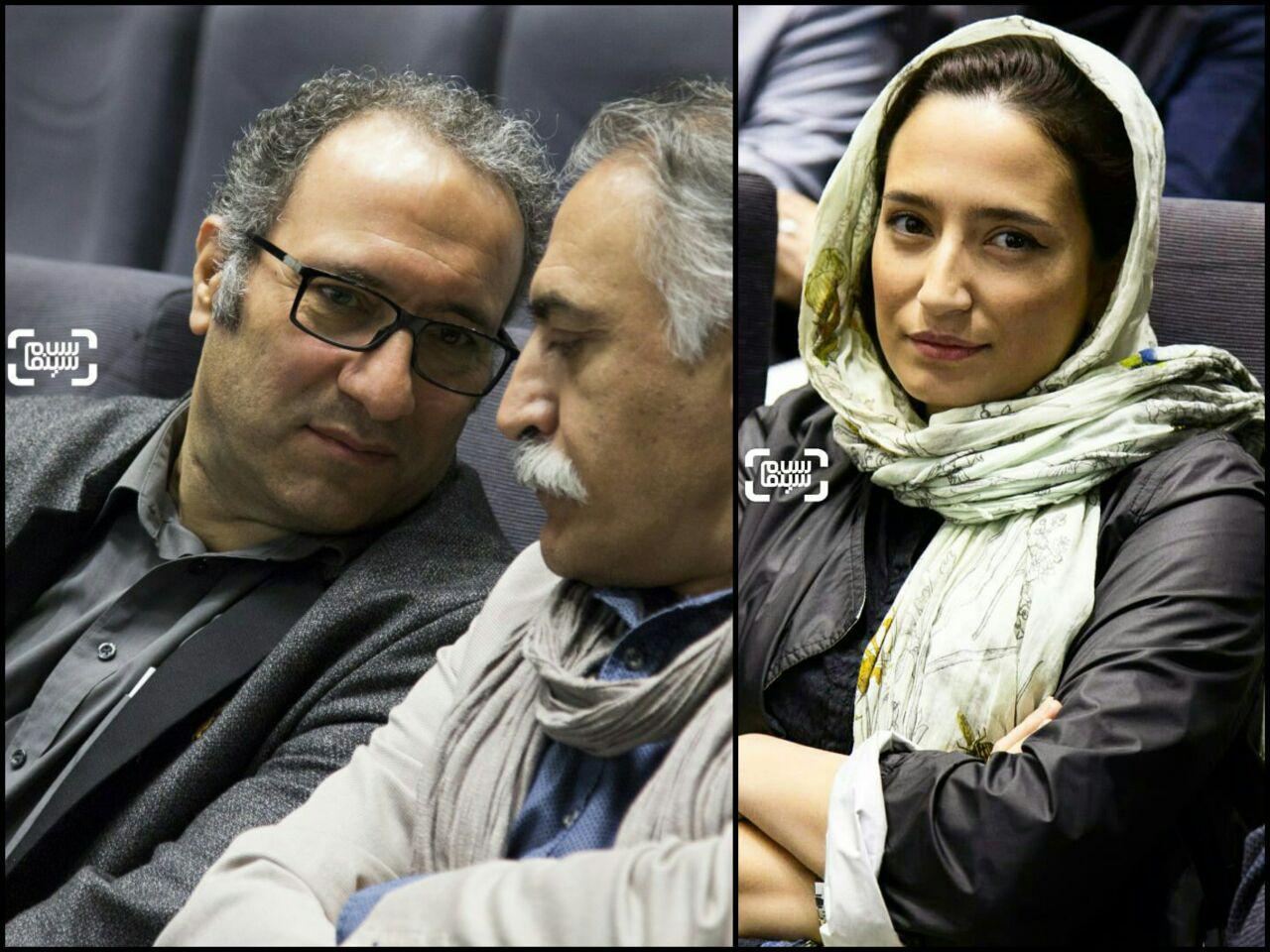 گزارش تصویری نشست خبری سی و ششمین جشنواره جهانی فیلم فجر