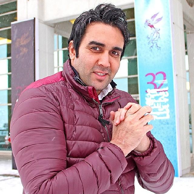 پوریا پورسرخ در سی و دومین جشنواره فیلم فجر