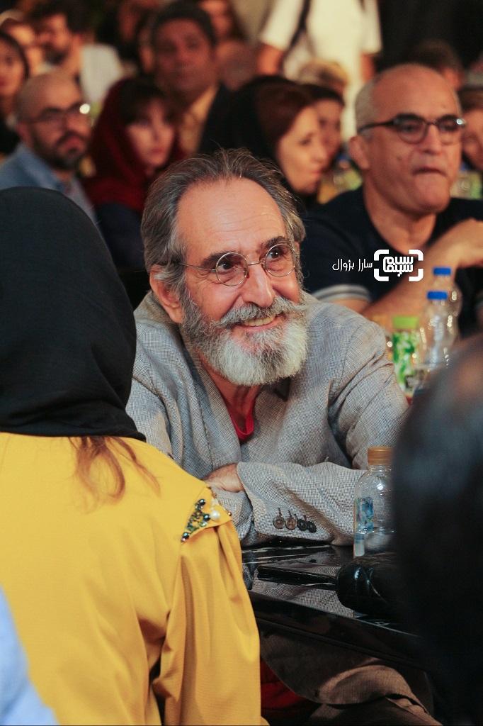 عکس فرهاد آئیشدر افتتاحیه هفتمین جشنواره بین المللی فیلم شهر