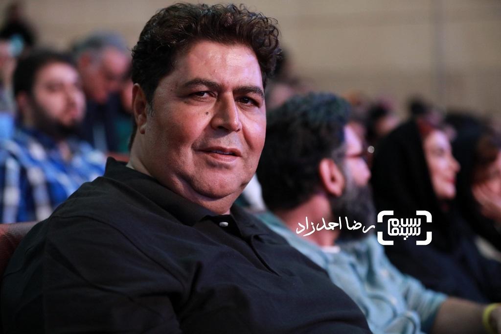 فرهاد اصلانی/ بیست و یکمین جشن خانه سینما/ گزارش تصویری 1