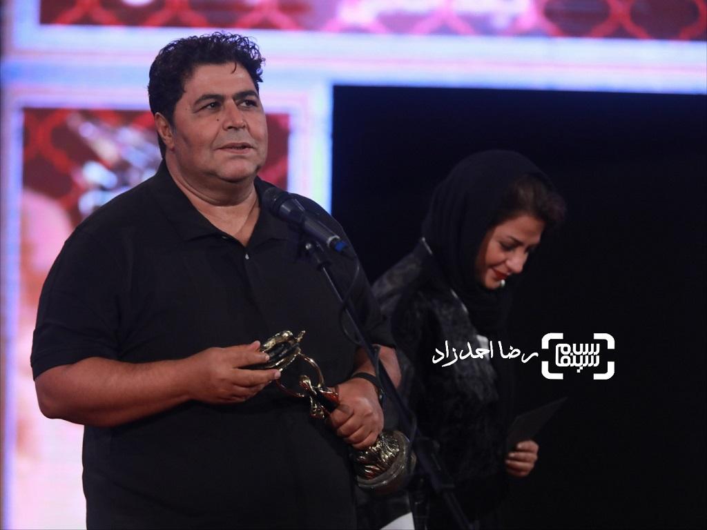 فرهاد اصلانی / بیست و یکمین جشن خانه سینما/ گزارش تصویری 2