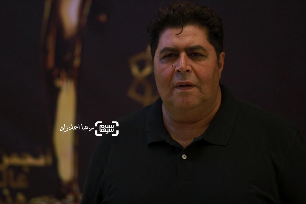 فرهاد اصلانی/ بیست و یکمین جشن خانه سینما/ گزارش تصویری 2