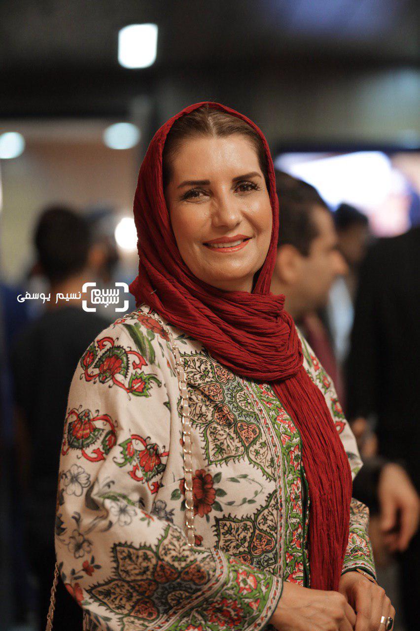 فریبا کوثری - پنجمین جشن عکاسان سینمای ایران/ گزارش تصویری