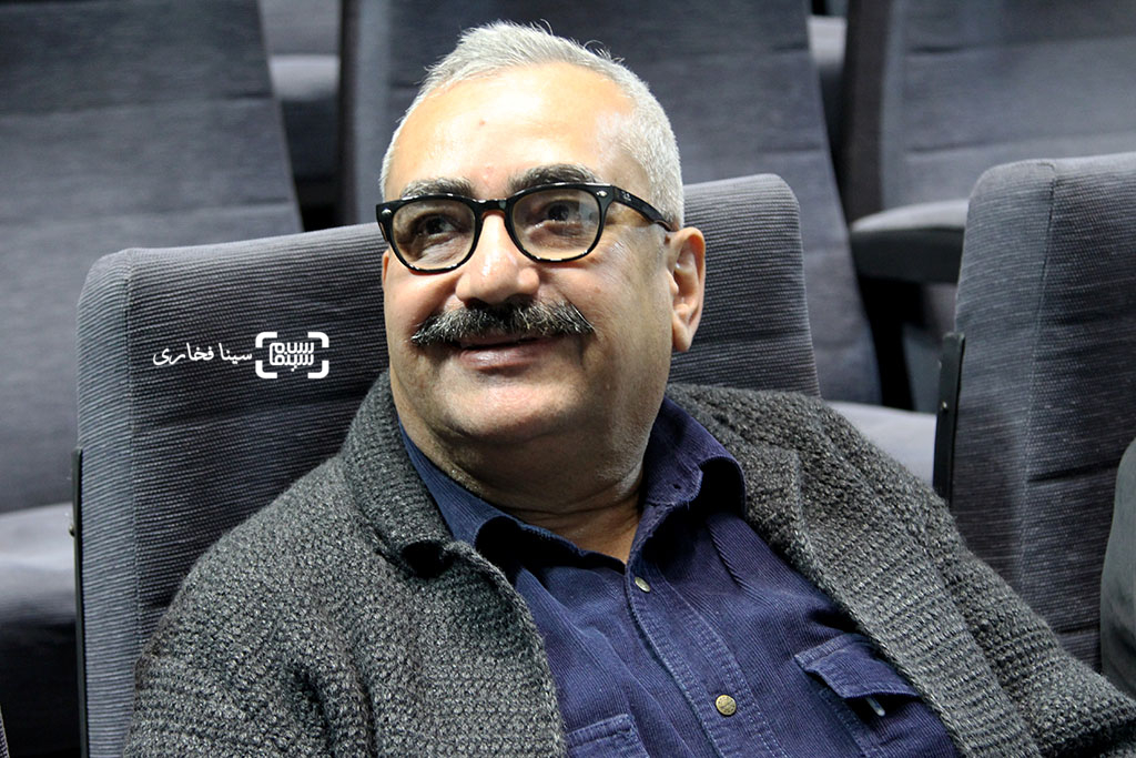 سی و سومین جشنواره بین المللی فیلم کوتاه تهران فرزاد موتمن