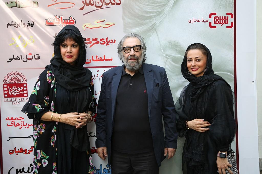 جشن تولد 78 سالگی مسعود کیمیایی