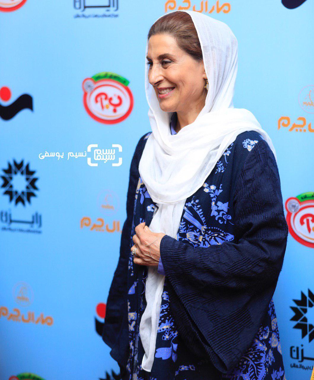 فاطمه معتمدآریا - پنجمین جشن عکاسان سینمای ایران/ گزارش تصویری