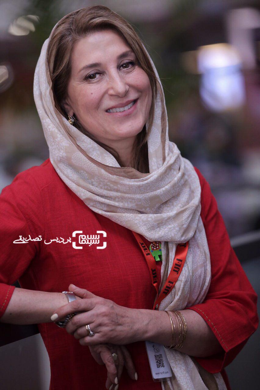 فاطمه معتمدآریا در سی و ششمین جشنواره جهانی فیلم فجر