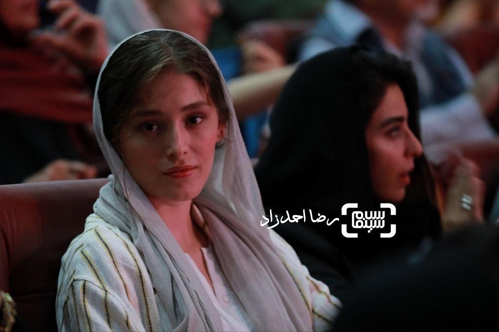 فرشته حسینی/ بیست و یکمین جشن خانه سینما