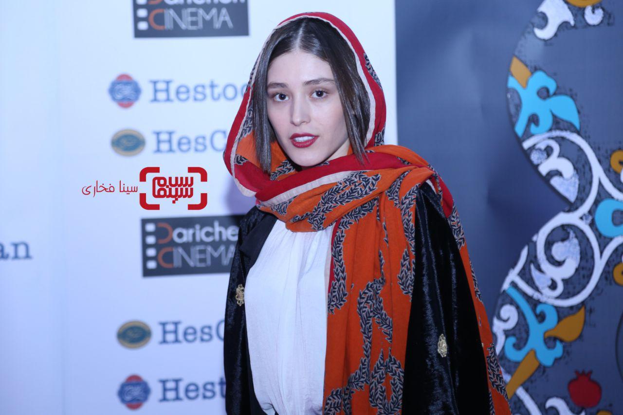 عکس فرشته حسینی در هشتمین جشنواره فیلمهای ایرانی استرالیا
