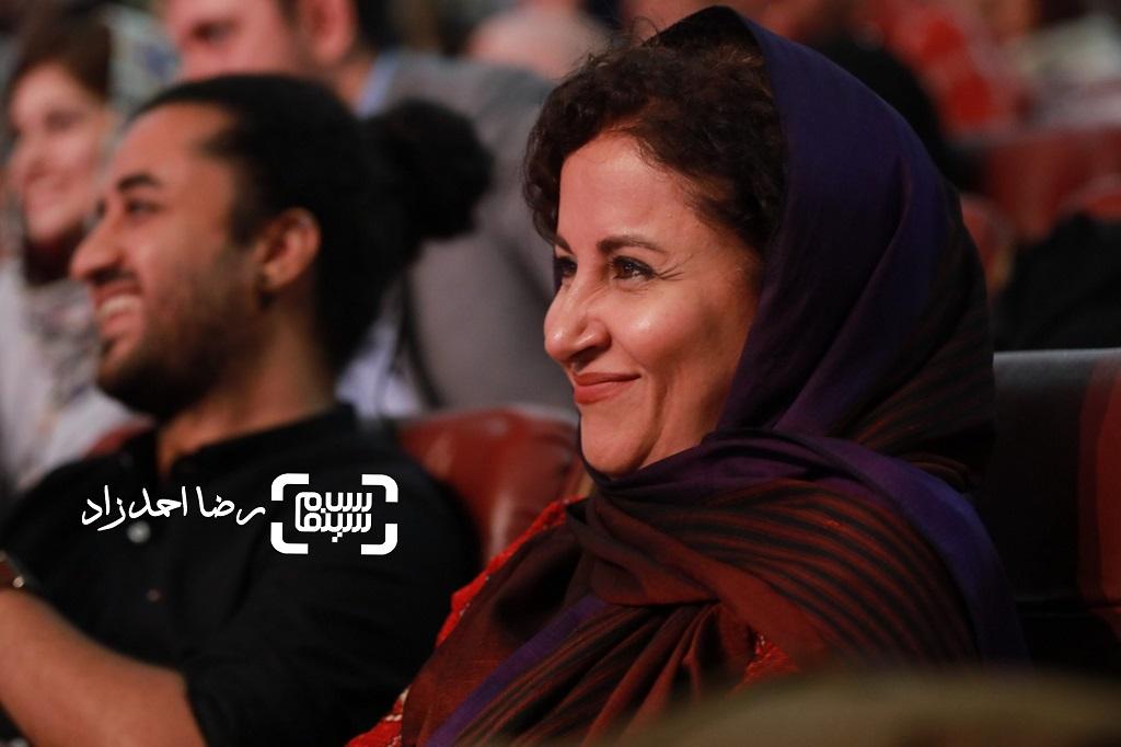 فرشته صدرعرفایی/ بیست و یکمین جشن خانه سینما/ گزارش تصویری 1