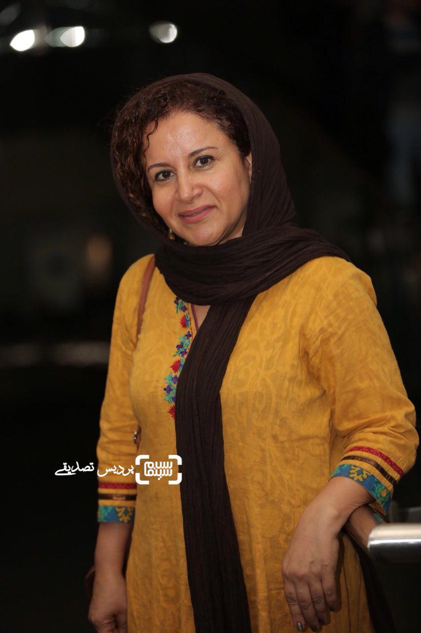 فرشته صدرعرفایی در سی و پنجمین جشنواره فیلم کوتاه تهران