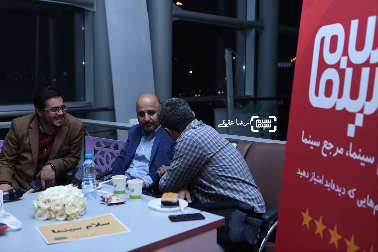 بابک کریمی در سی و چهارمین جشنواره فیلم کوتاه تهران