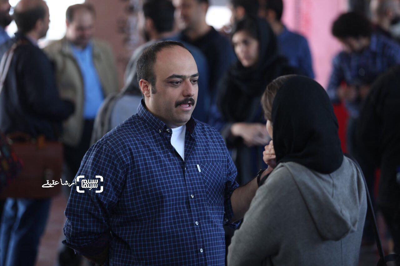 مجید توکلی در سی و چهارمین جشنواره فیلم کوتاه تهران