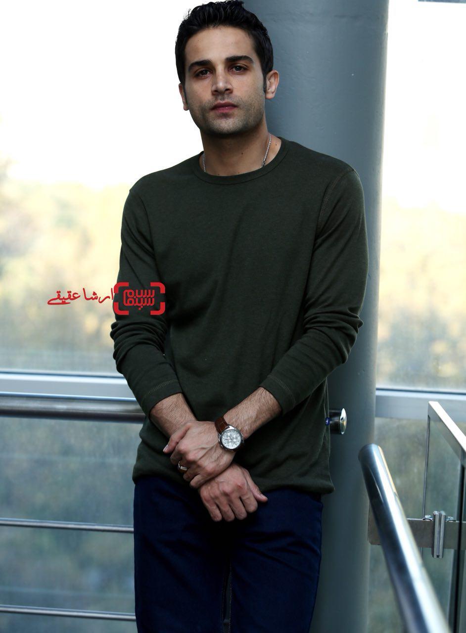آرمان درویش در سی و چهارمین جشنواره فیلم کوتاه تهران
