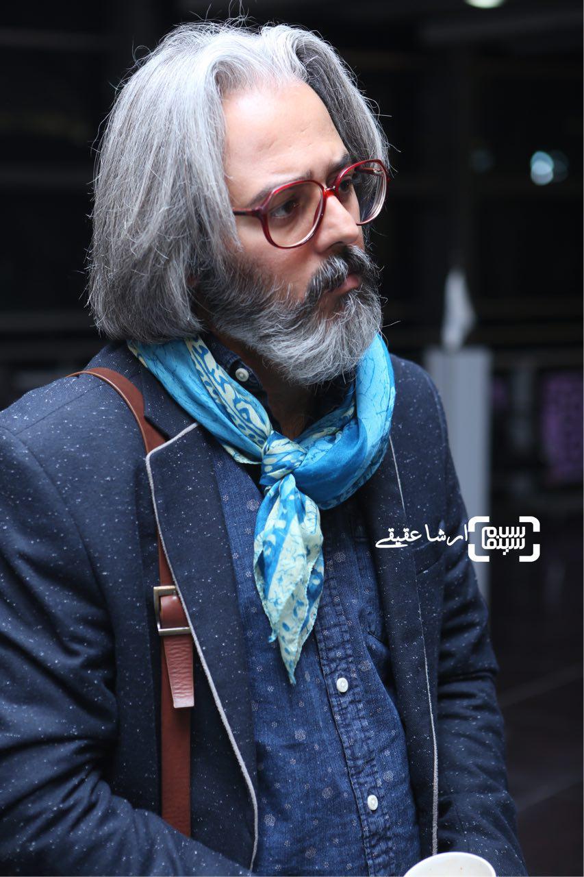 داود خیام در سی و چهارمین جشنواره فیلم کوتاه تهران