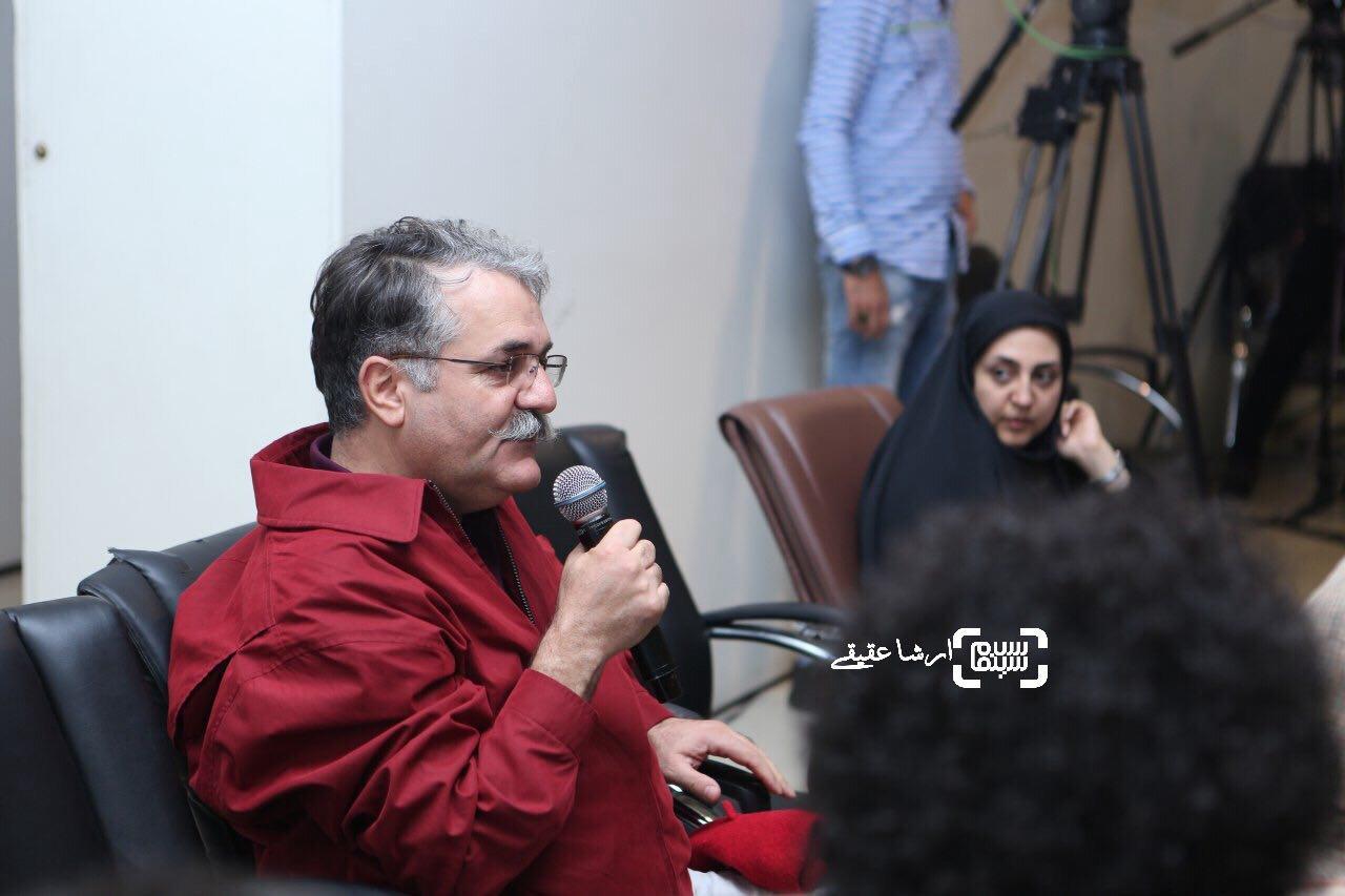 امیرشهاب رضویان سی و چهارمین جشنواره فیلم کوتاه تهران