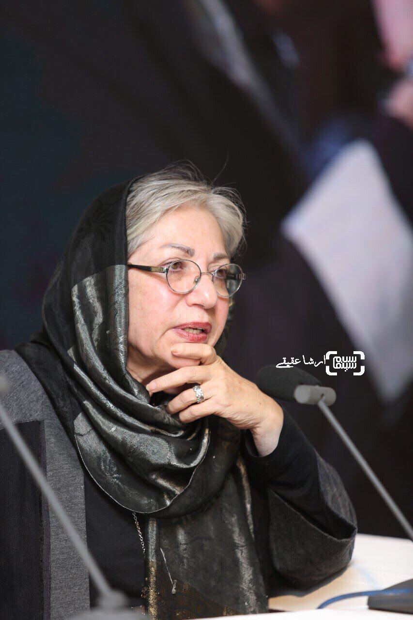 رخشان بنی اعتماد سی و چهارمین جشنواره فیلم کوتاه تهران