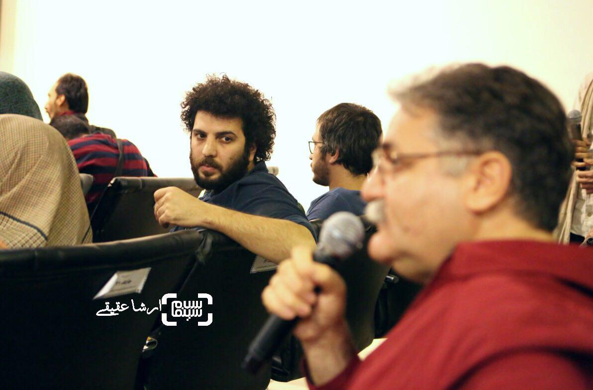 سعید روستایی سی و چهارمین جشنواره فیلم کوتاه تهران