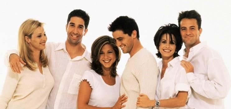حقایقی راجع به سریال «دوستان/Friends»