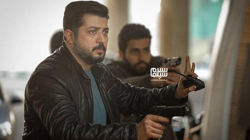 عکس پندار اکبری در سریال گاندو - پخش گاندو در محرم