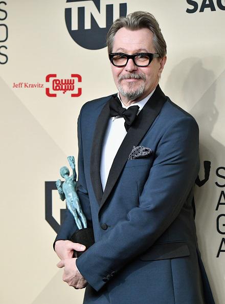 گری اولدمن برنده جایزه انجمن بازیگران فیلم ۲۰۱۸