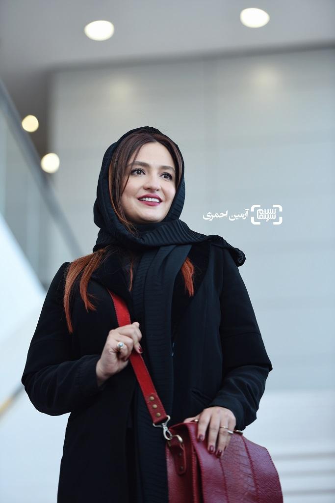 گلاره عباسی - سی و هشتمین جشنواره جهانی فیلم فجر - اکران شهربانو