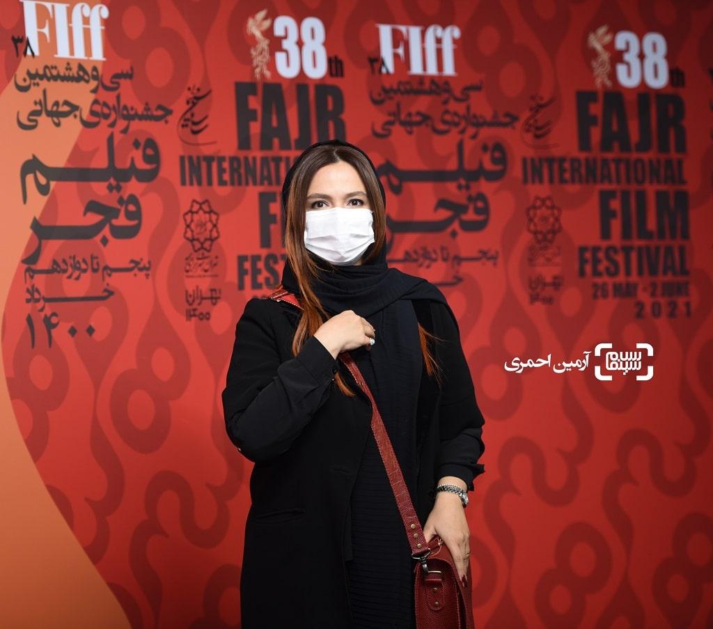 گلاره عباسی - جشنواره جهانی فیلم فجر۳۸- اکران شهربانو