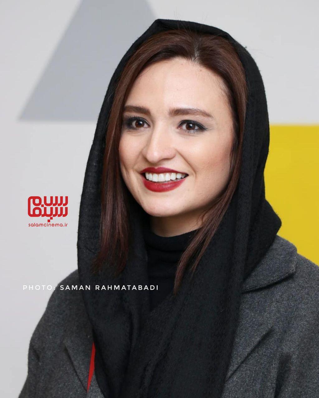 گلاره عباسی - اکران خصوصی «خداحافظ دختر شیرازی»-گزارش تصویری